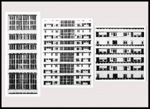 Salon Lorientais des Beaux Arts - ensemble de 3 gravures encadrement 60x90 obtiennent le prix de la Ville de Lorient